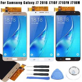 For Samsung Galaxy J7 2016 J710 LCD Display Touch Screen