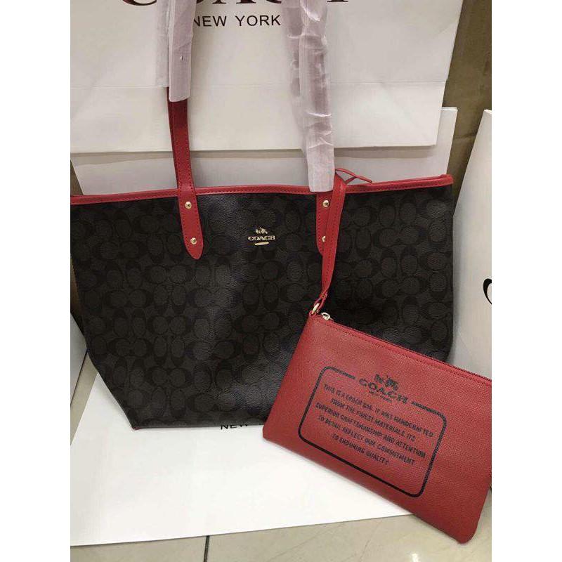 Coach reversible tote bag  3a267adfe4cfc