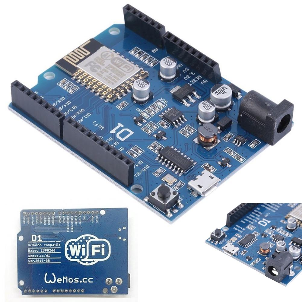 OTA WeMos D1 CH340 WiFi Arduino UNO R3 Development Board ESP8266 ESP-12E UK