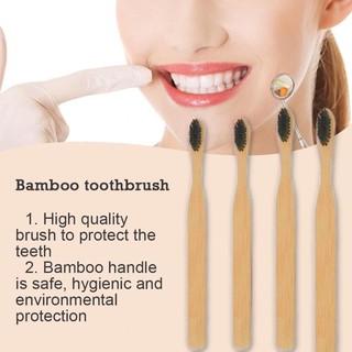 Eco Friendly Bamboo Toothbrush + Box | Shopee Philippines
