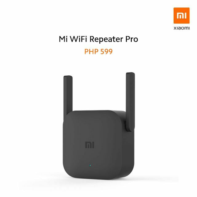 Xiaomi Wifi Repeater Pro (Black)
