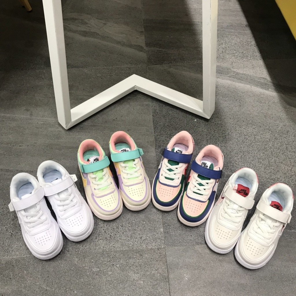 nike air force 1 kids shoes