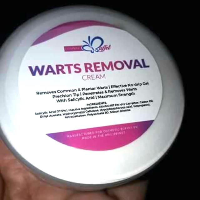 CB Warts Removal Cream