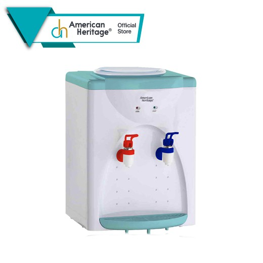 American Heritage Table Top Hot And Cold Water Dispenser Ahwd 6162 Shopee Philippines