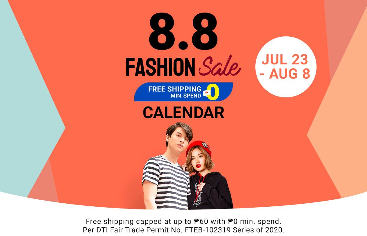 8 8 Fashion Sale Sale Calendar
