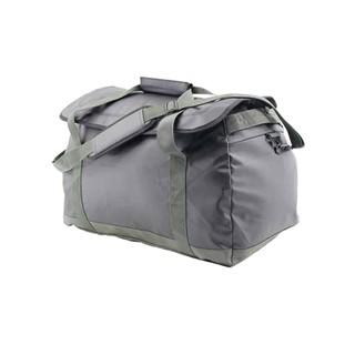 50l Duffle Adventure Bag Black Green Kmart