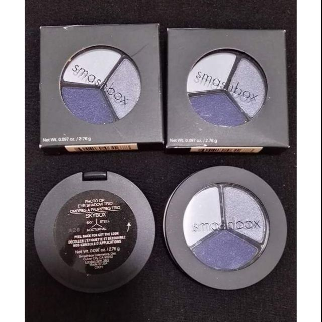 Smashbox Photo Op Eyeshadow Single In Nude Shopee Philippines