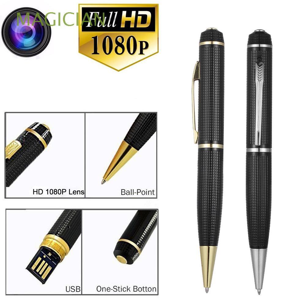 Video Portable Voice Recording 1080P Spy Camera Pen