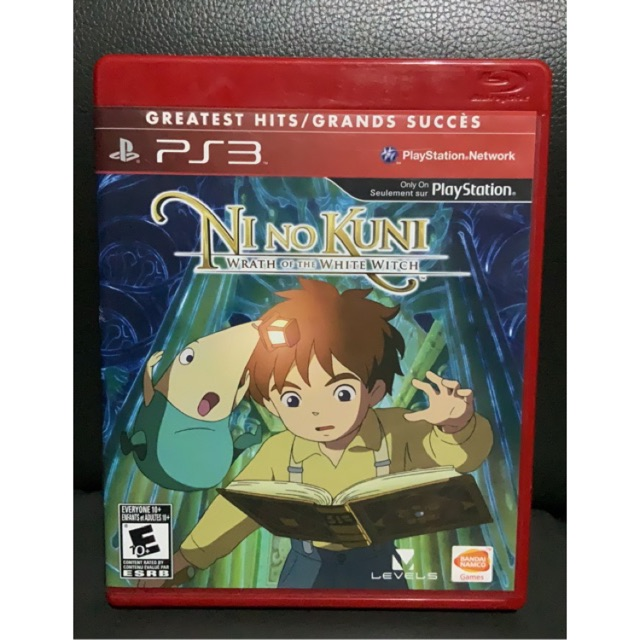Ni no Kuni - Wrath of the White Witch ps3