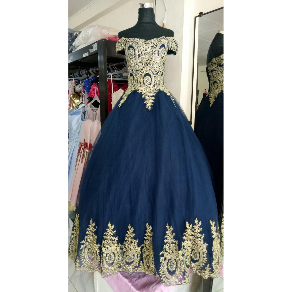 BALL GOWNS & MASQUERADE GOWNS | Shopee Philippines