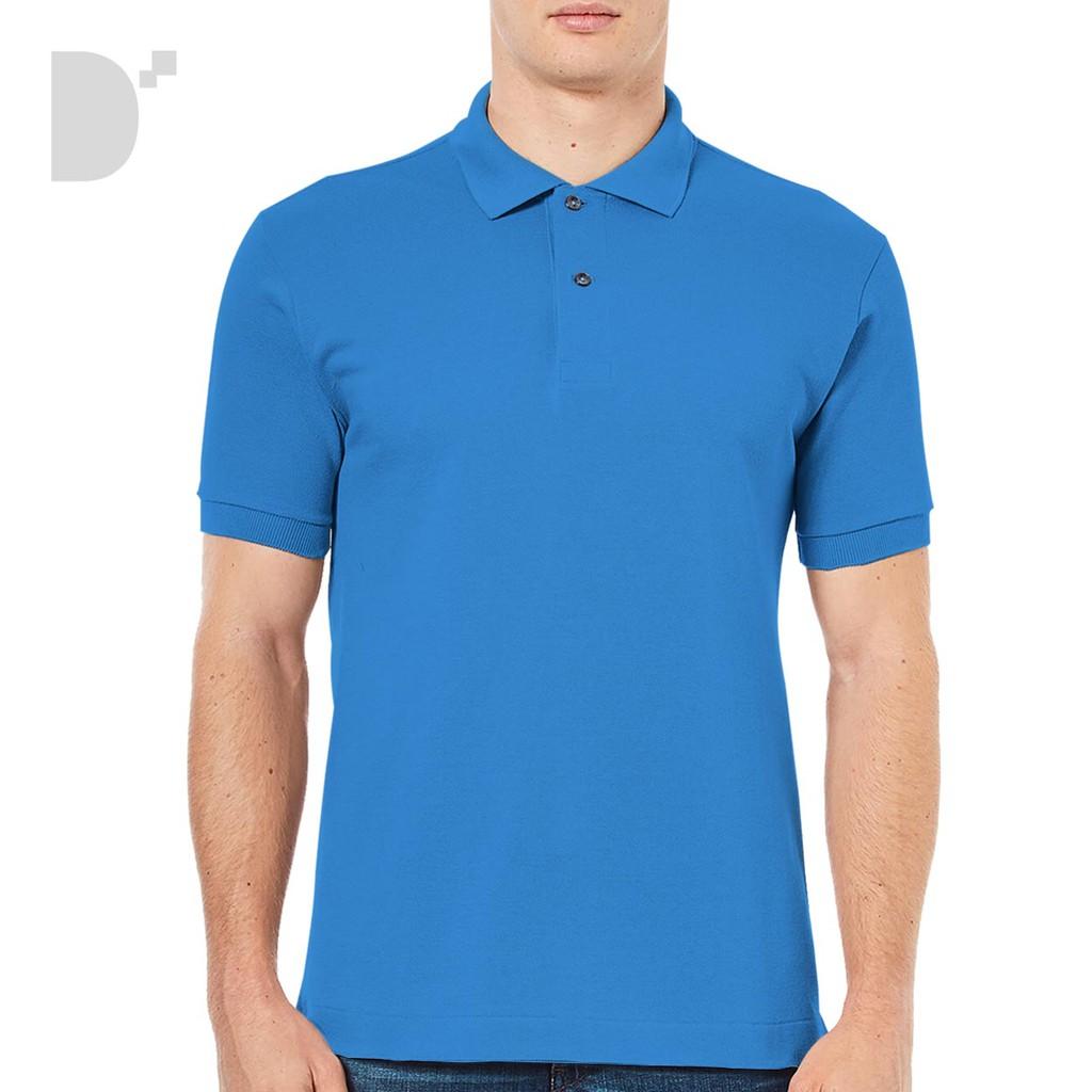 a866ce35cf10a Lifeline Polo Shirt (Blue Ice)