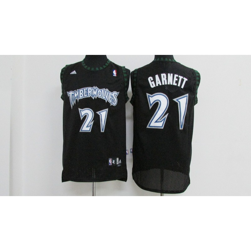 the latest 34865 15708 Nike Minnesota Timberwolves Kevin Garnett NBA Jersey #21 new