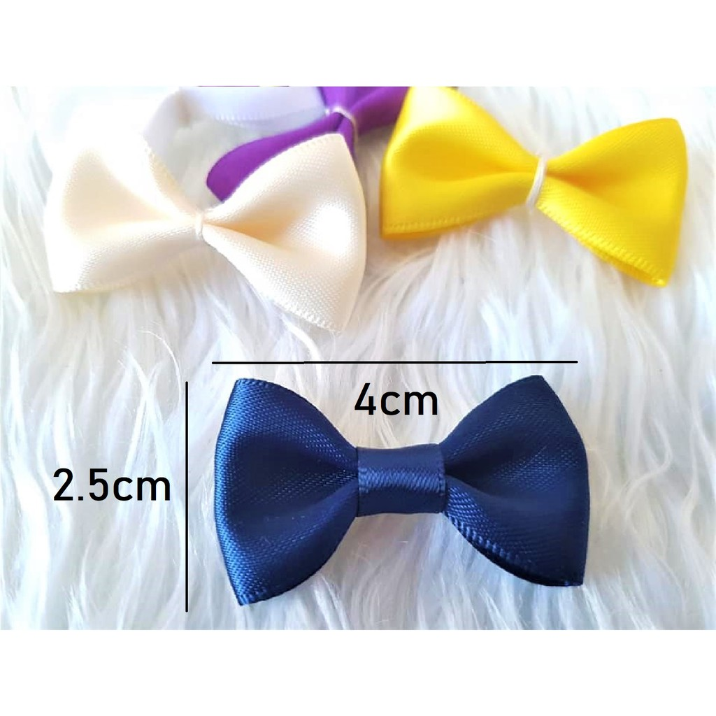 bow making hair accessory DIY 5 yds of 2 inch Double Faced Satin Ribbon 50mm