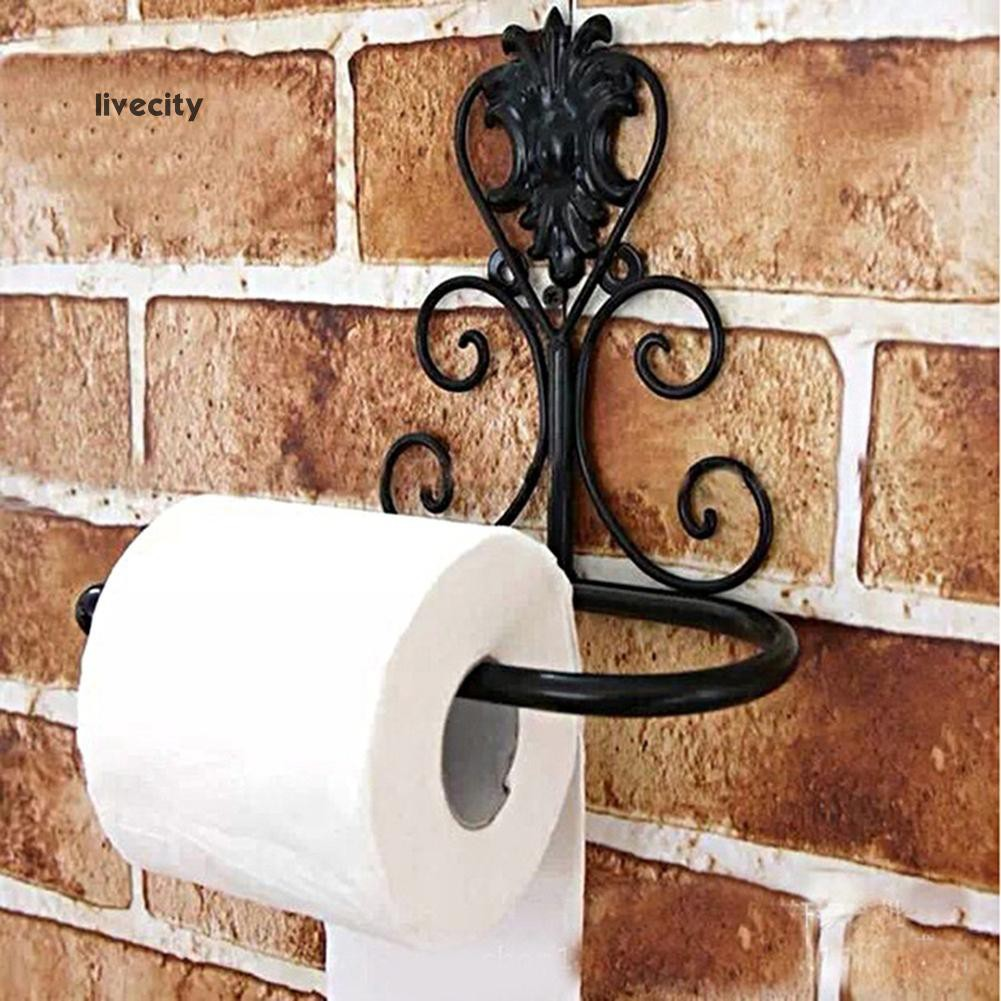 Home Improvement Motivated 2pcs Paper Towel Holder Dispenser Under Cabinet Paper Roll Holder Rack Without Drilling For Kitchen Bathroom Paper Holders