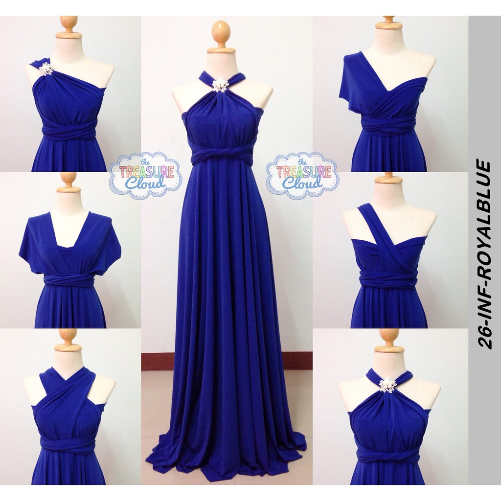 97c85b791ff (ROYAL BLUE) Infinity Dresses   Bridesmaid Dresses
