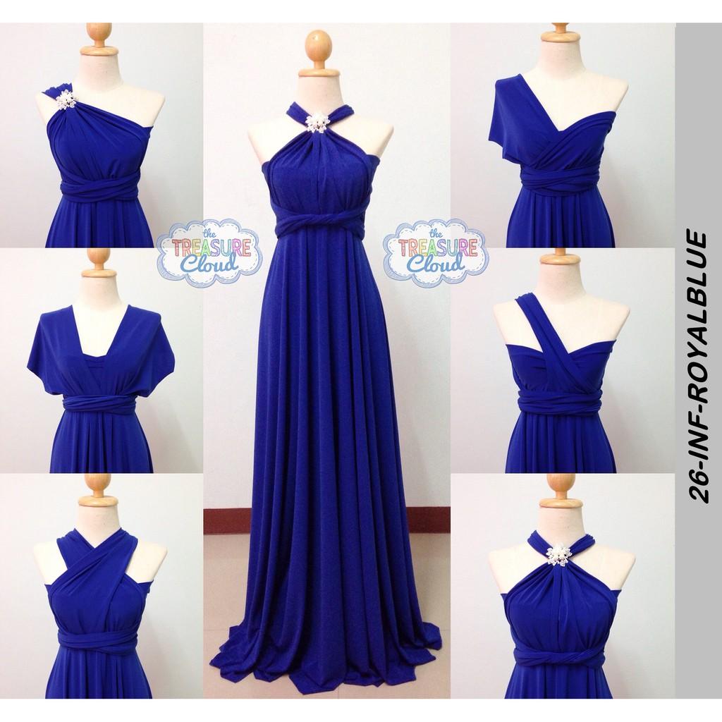 Infinity Royal Blue Dress Off 55 Www Abrafiltros Org Br