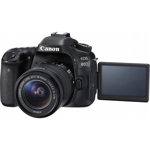 Canon Eos 80d Dslr Camera Shopee Philippines