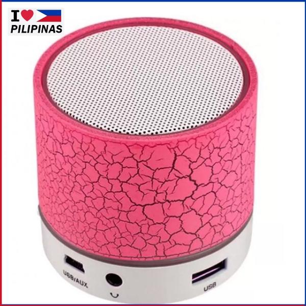 ilovepilipinas# Bluetooth sp mini s10-u wireless sp w light