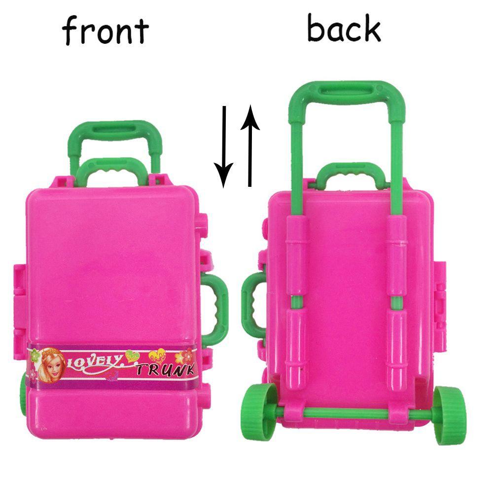 Mini Rolling Travel Suitcase Favor Box Wedding Favors Party ...