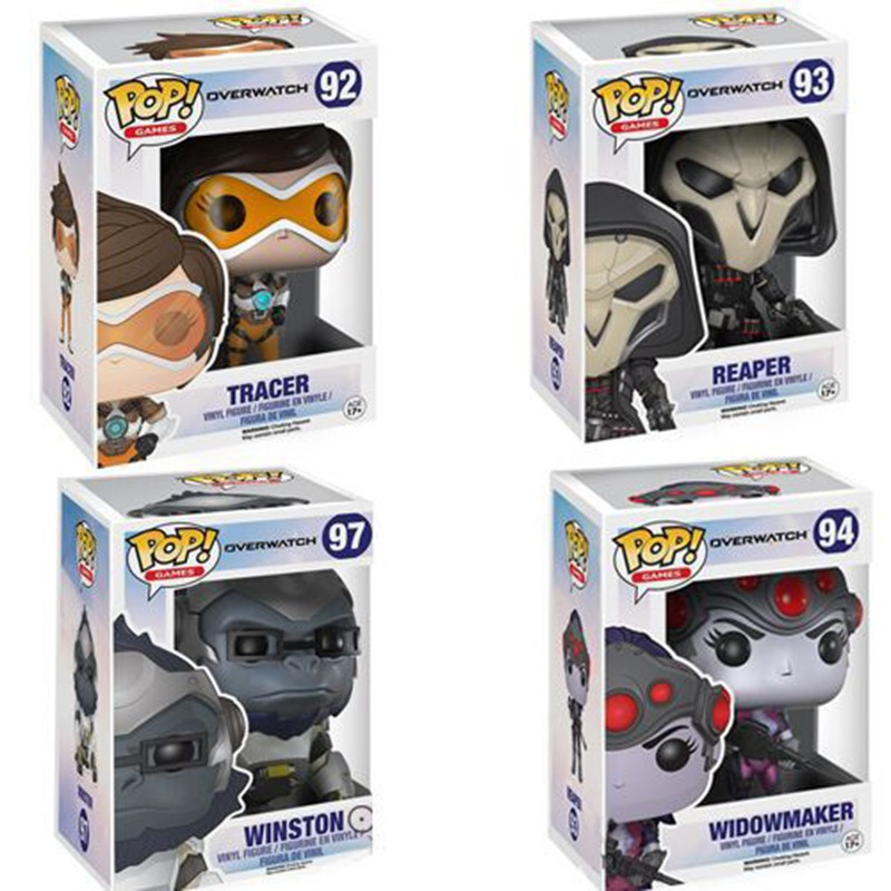 Overwatch Funko Pop Widowmaker Tracer Reaper Vinyl Figure Shopee Philippines Naruto shippuden naruto vs sasuke exclusive anime moments. shopee