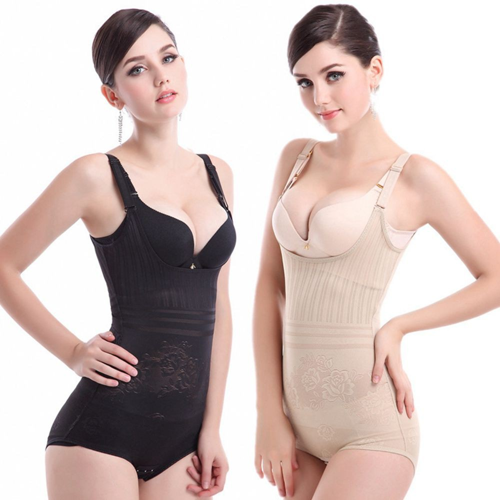 758fa679d7 Women s Fashion Girdler Underbust Shapewear Full Body Shaper ...