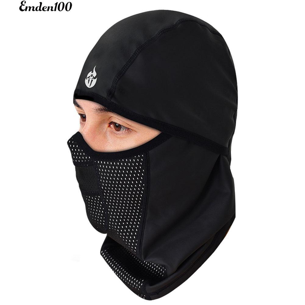 b95bbda7e3f  cod Emden Motorcycle Thermal Fleece Balaclava Neck Winter Ski Full Face  Mask Cap Cover