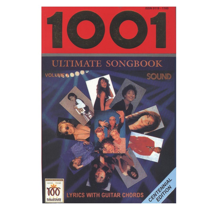 1001 Ultimate Songbook Vol  3
