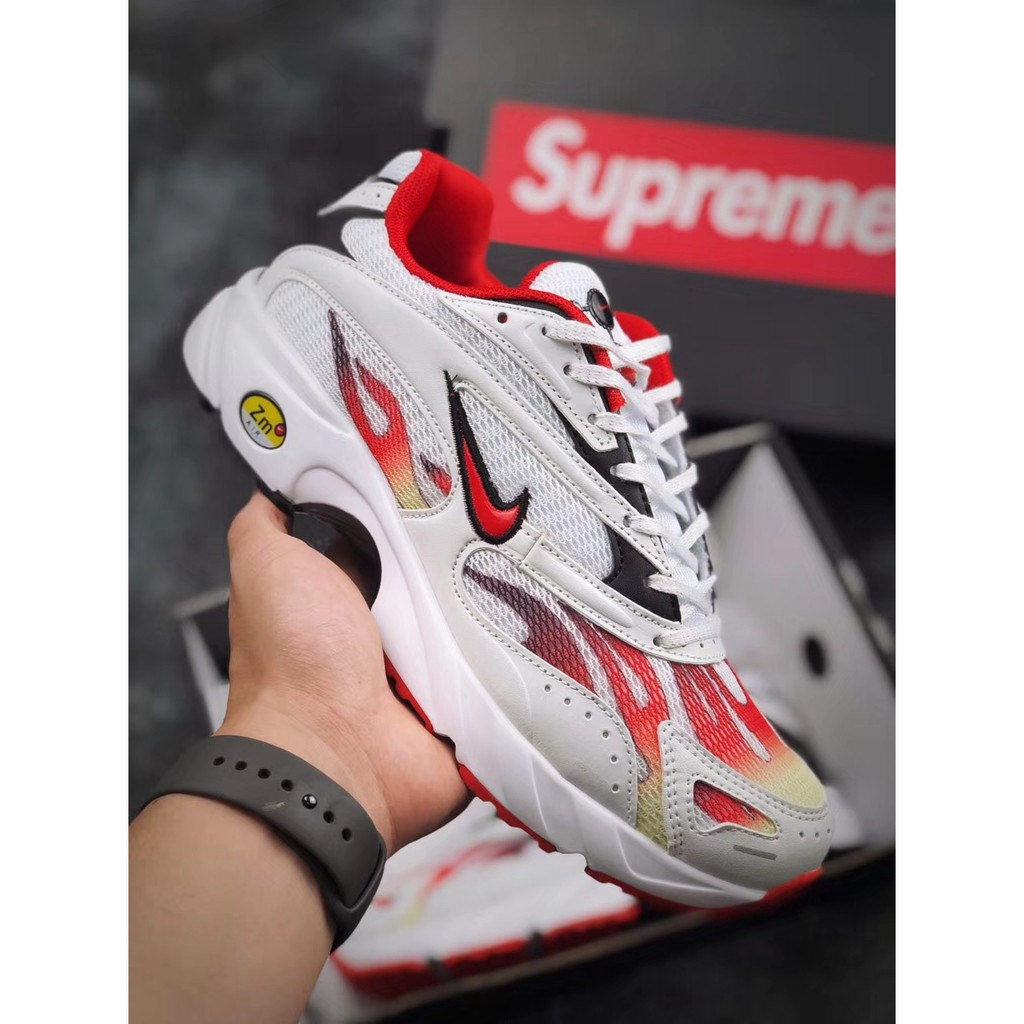 4fa011485bd2 Supreme x Nike Zoom Streak Spectrum Plus Jogging shoes