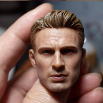 Head Caved 1//6th Actor A-33 Ben Affleck head Model Fit 12in ZC Body Figures Toys