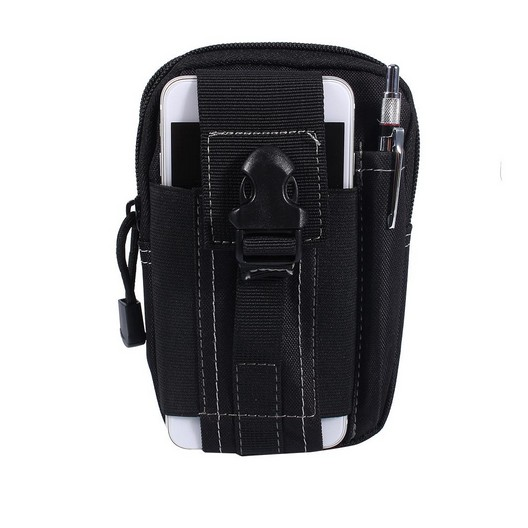 66891522abfc Tactical Military Fanny Pouch Belt Hip Molle Waist Bag