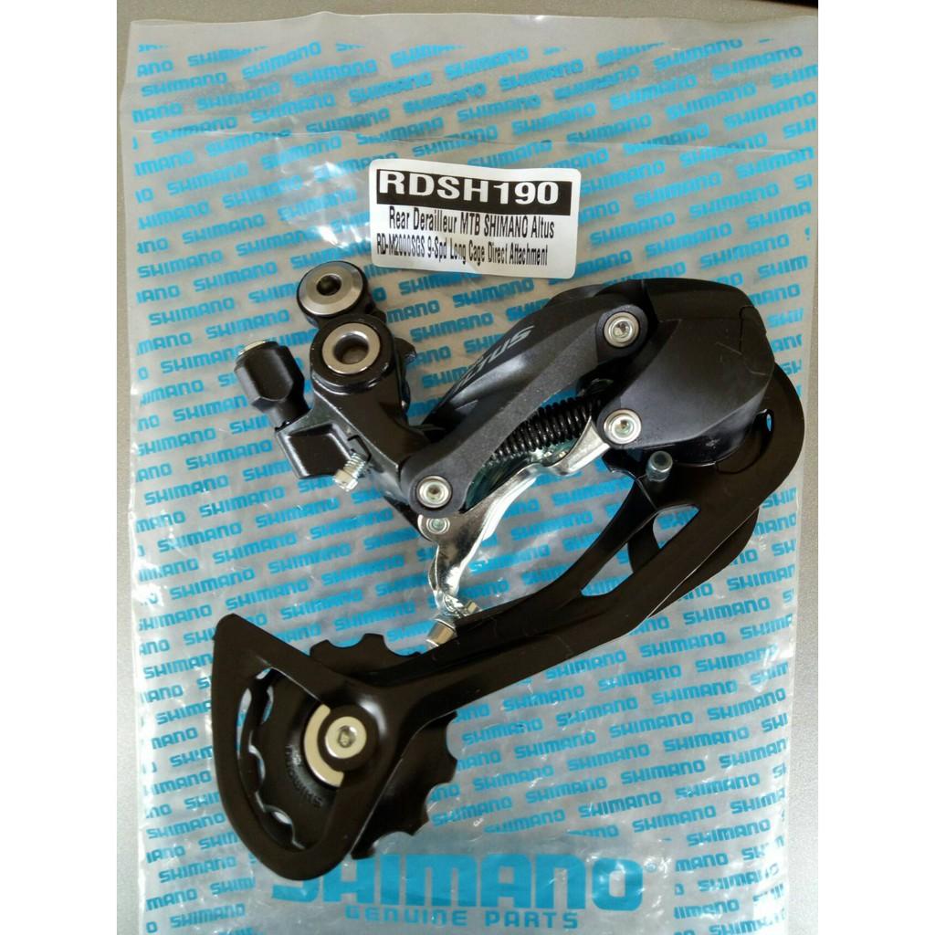 Bike Parts - Shimano altus RD, Bike Accessories