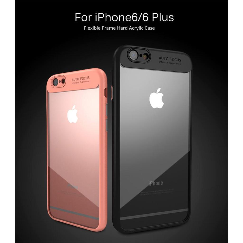 huge selection of e9f0a 1be13 iPhone 6 Plus /6s Plus AutoFocus Ultra-Thin Transparent Case