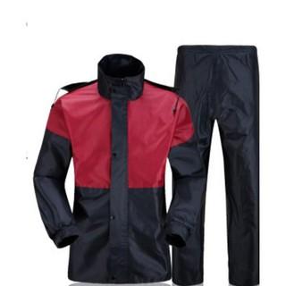 provide large selection of Official Website colours and striking Men's waterproof suit upscale suit split raincoat rain pants