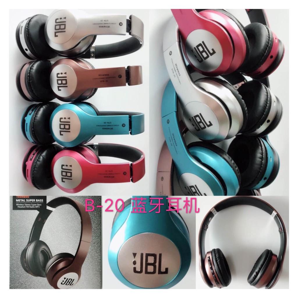 263e25de6c0 JBL-B460 Wireless Stereo Headphone | Shopee Philippines