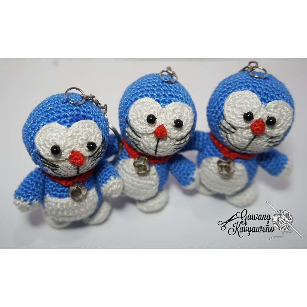 DORAEMON – Amigurumi Patterns | 1024x1024