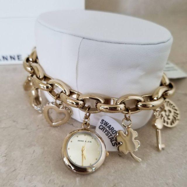 Authentic Anne Klein Bracelet Watch