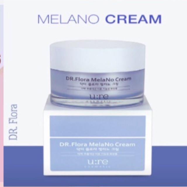 Dr  Flora melano cream