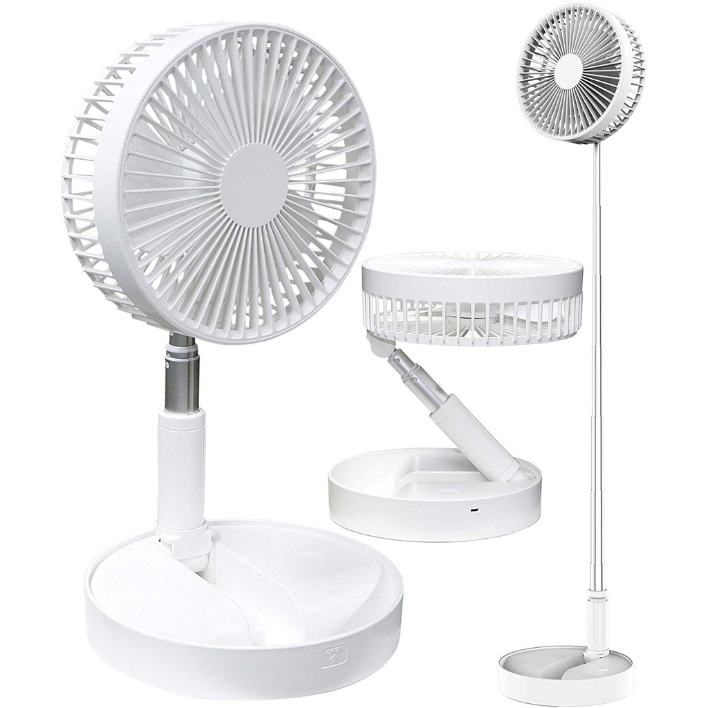 Foldable Rechargeable Floor Stand Fan S300 Shopee Philippines