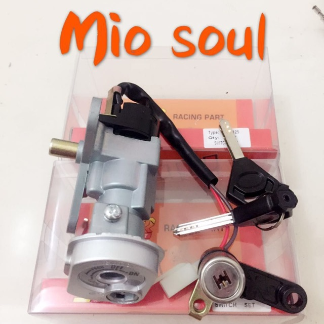 Ignition Switch Anti theft Mio Soul