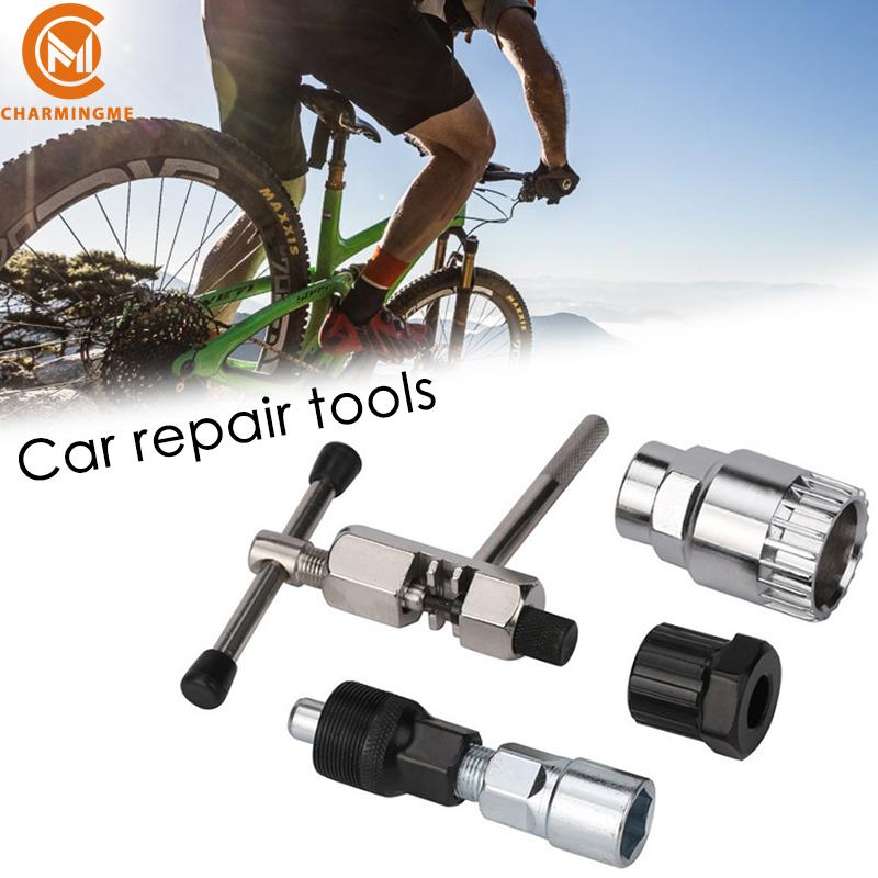 MTB Bike Bicycle Crank Extractor Bottom Bracket Remover Repair Tool CF