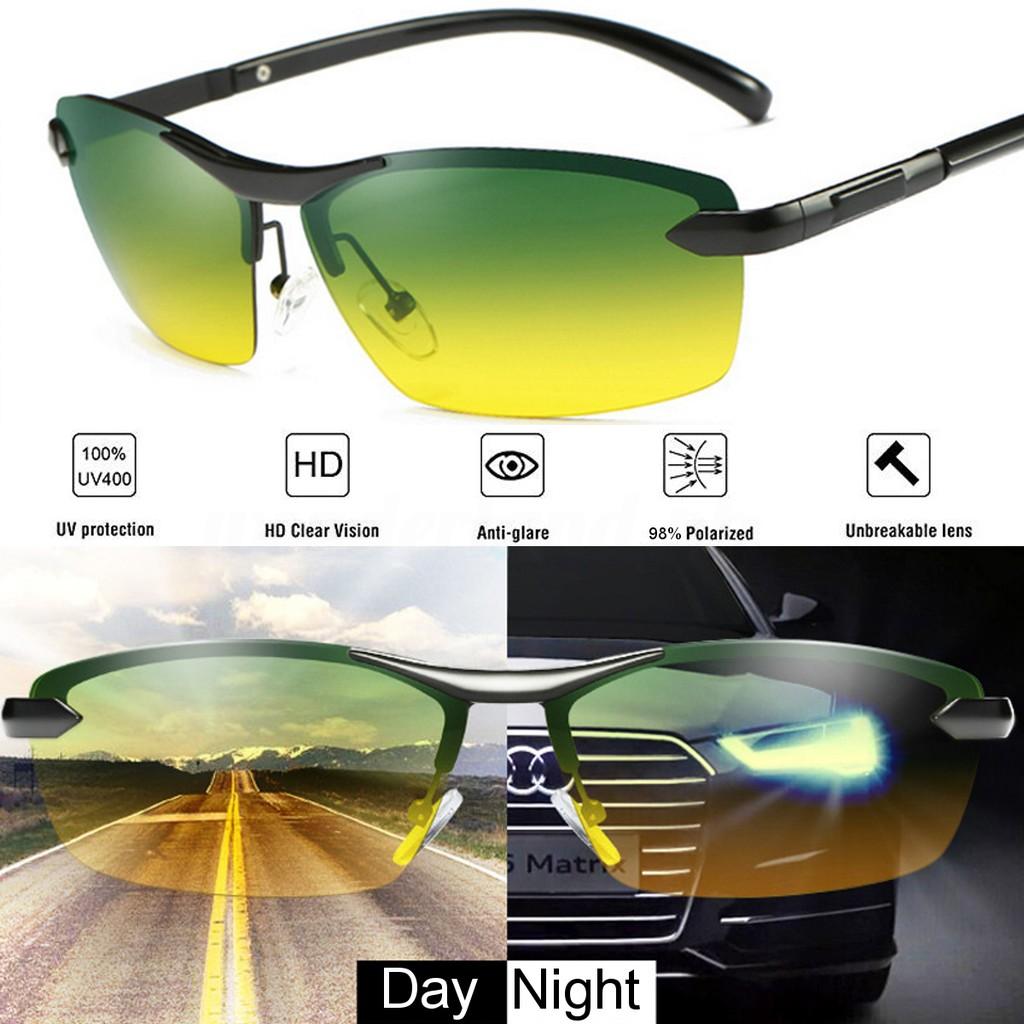 54f855bc55b6c Polarized UV Sunglasses Night Vision Driving Eyewear UV 400