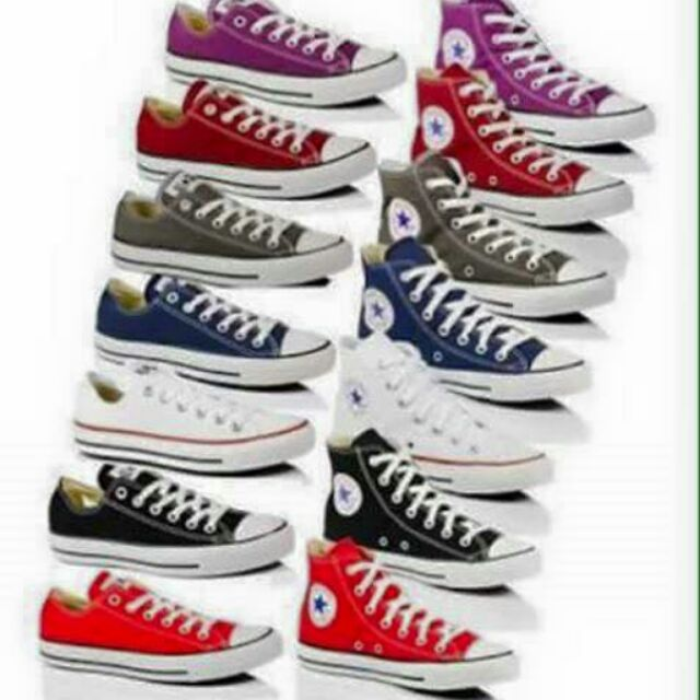 converse shoes made