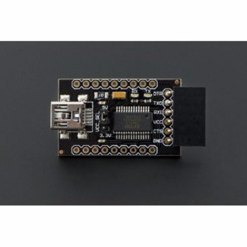 FTDI Basic Breakout 3 3 / 5V Arduino Compatible | Shopee Philippines