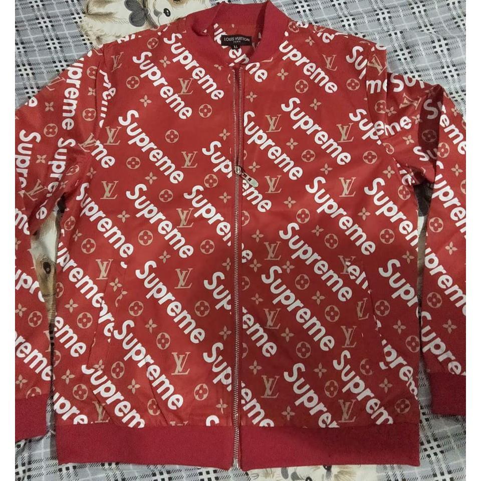 3792c5c04 Supreme X Louis Vuitton Hoodie (Unisex) | Shopee Philippines