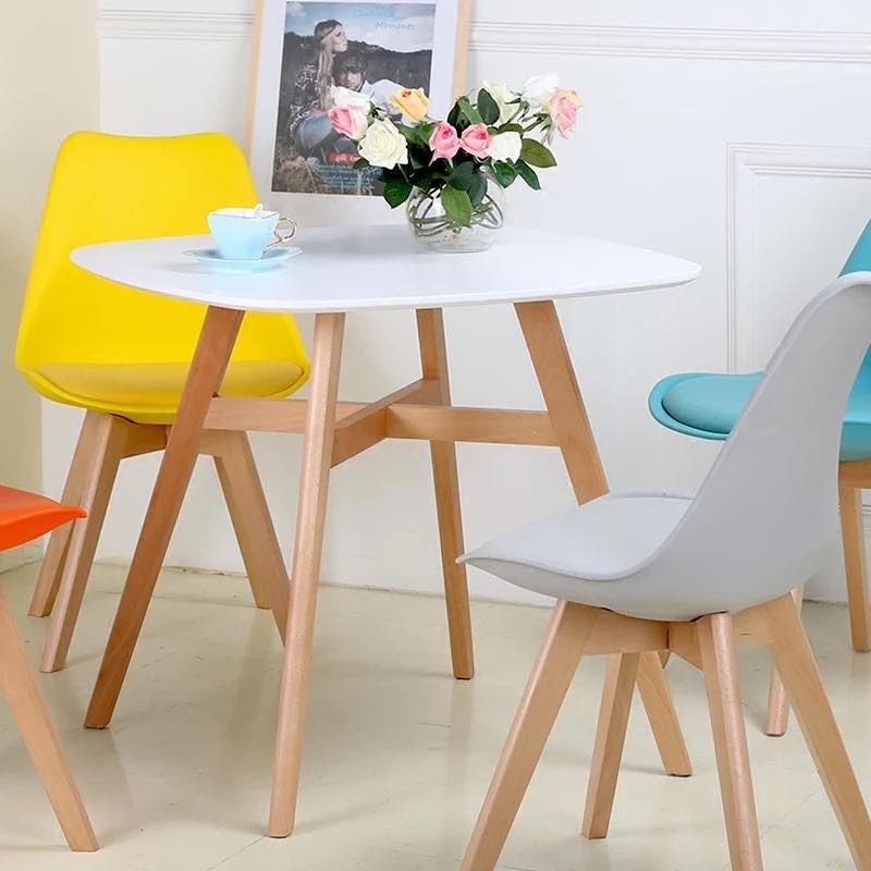 Scandinavian Eames Square Table Shopee Philippines