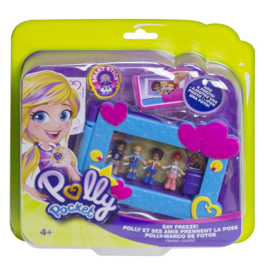New Toys Polly Pocket Hidden Hideouts Assortment Toy Mattel Assortment