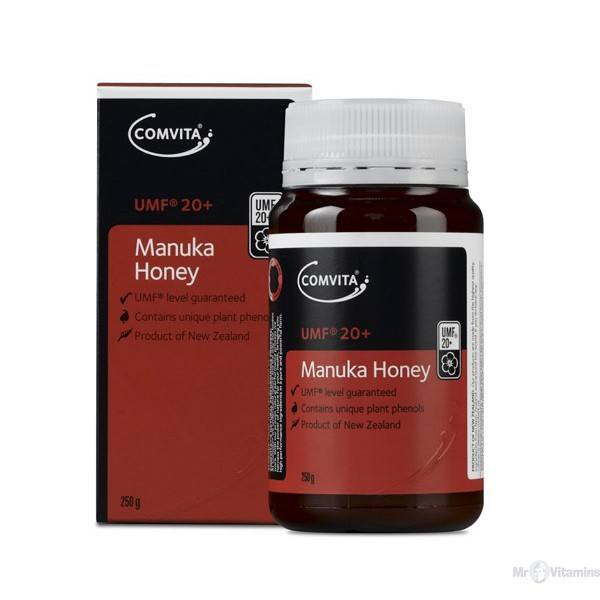 Comvita UMF 20+ Manuka Honey 250 Grams