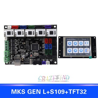 For MKS GEN L Compatible with TFT32 LCD Display Support S109