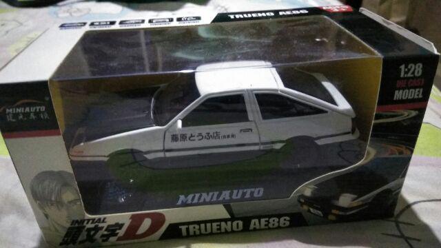 DIE CAST 1:28 TRUENO AE86 MINIAUTO | Shopee Philippines