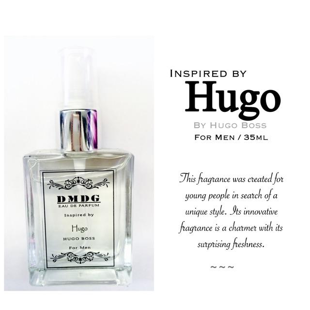 Inspired By Hugo By Hugo Boss For Men Oil Based Perfume Shopee